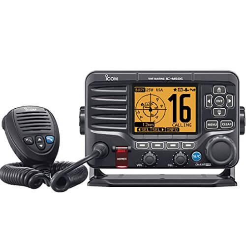 Icom IC-M506 Marine radio