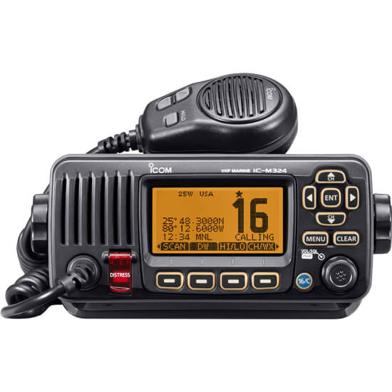 ICOM IC-M324G marine radio