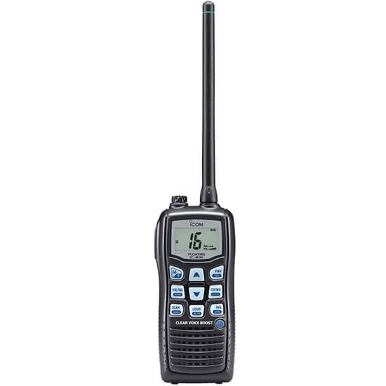 Icom M36 01 VHF handheld radio review