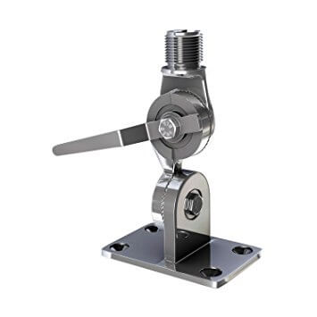 Shakespeare 4187 SS Ratchet Mount review