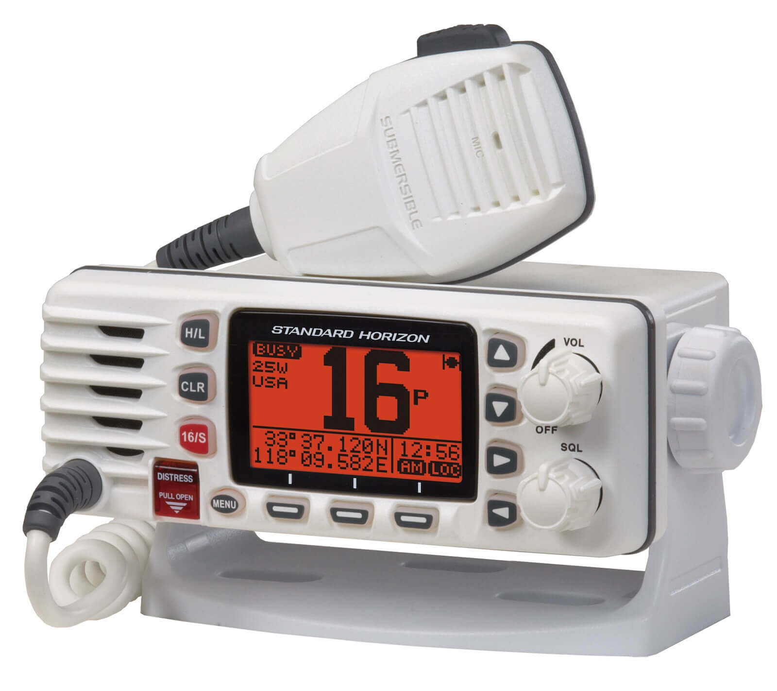 Standard Horizon GX 1300W VHF marine radio review
