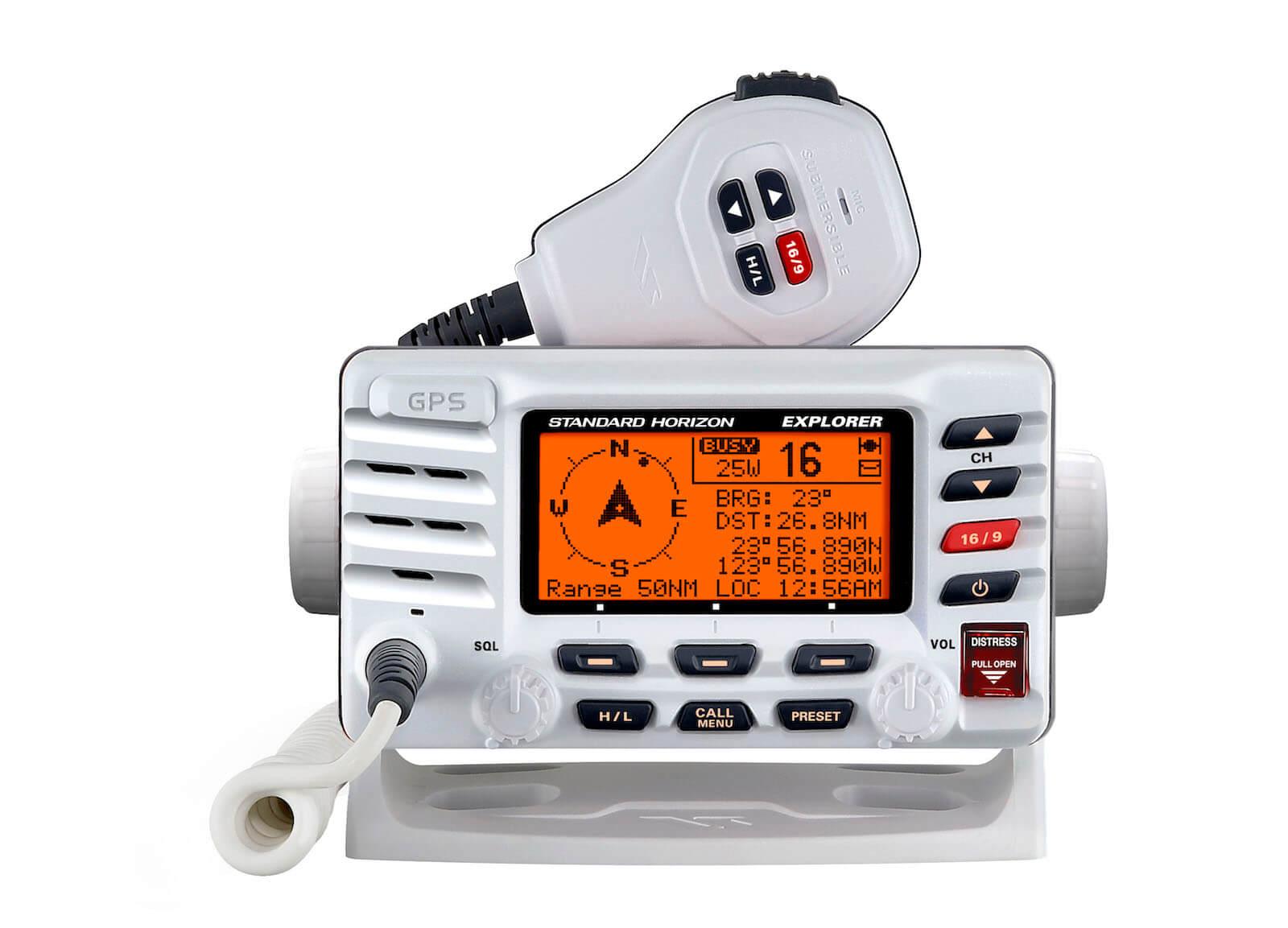 Standard Horizon GX1700W marine radio
