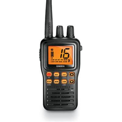 Uniden MHS75 VHF radio