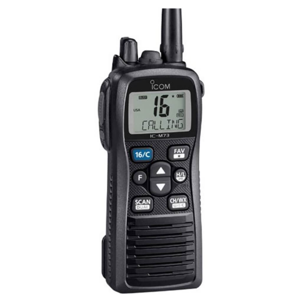 Icom IC-M73 radio