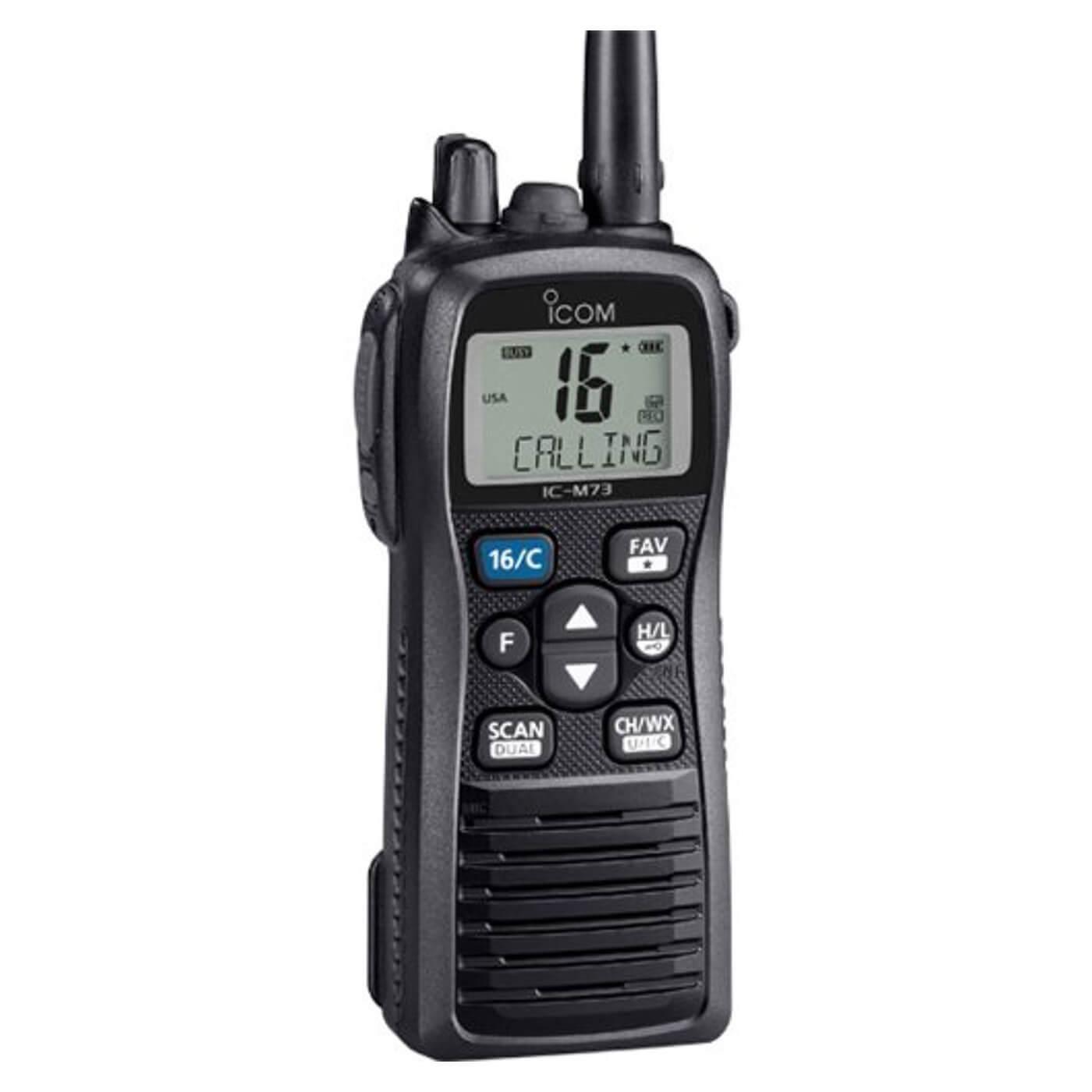 Icom IC-M73 radio