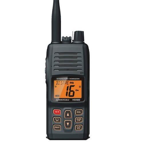 Standard Horizon HX400 Handheld Marine Radio