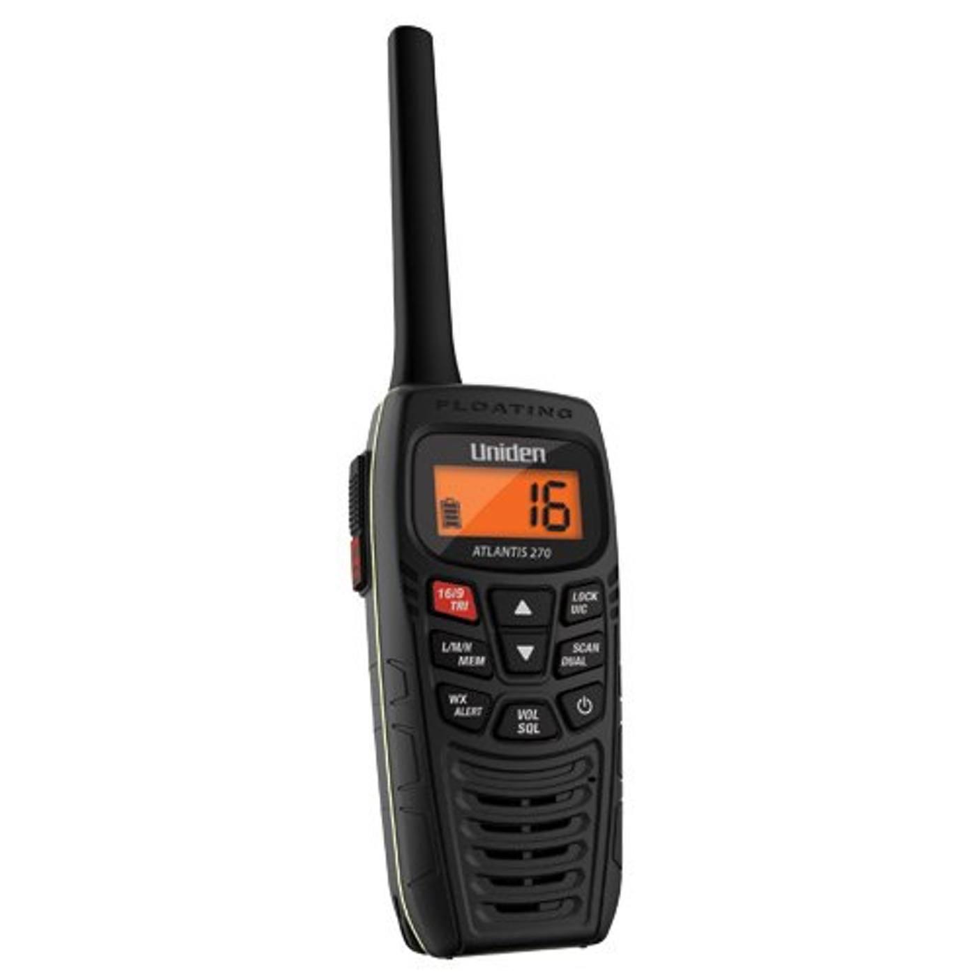 Uniden Atlantis 270 marine radio