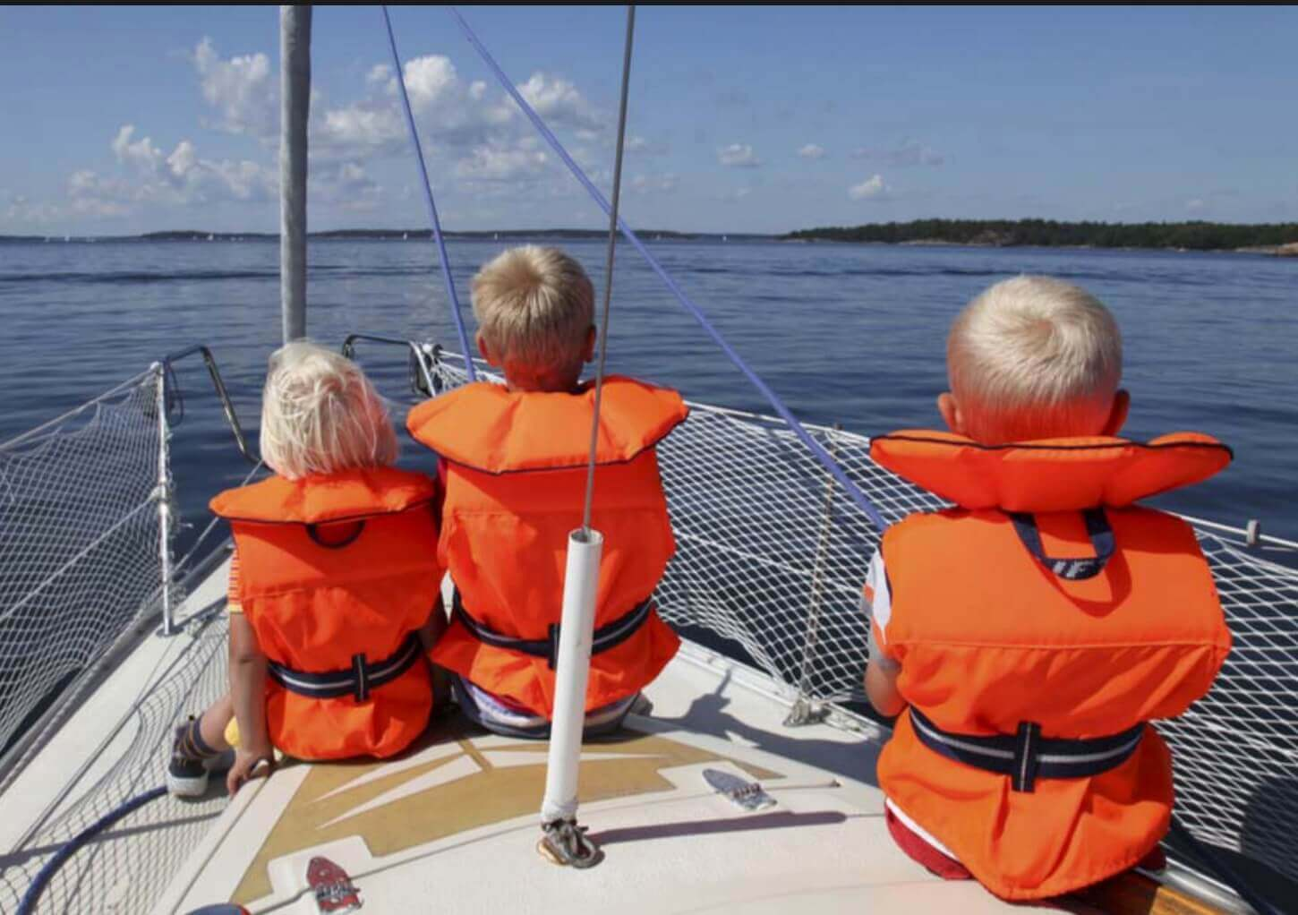 Best life jackets for kids