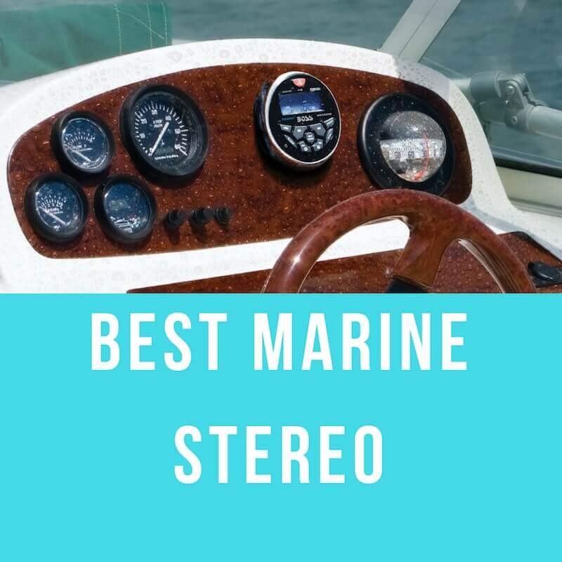 Best Marine Stereo System to Get in 2018 - Reviews