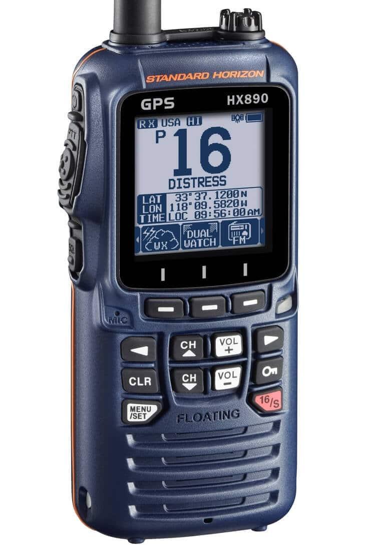 standard horizon hx890 vhf marine radio_2