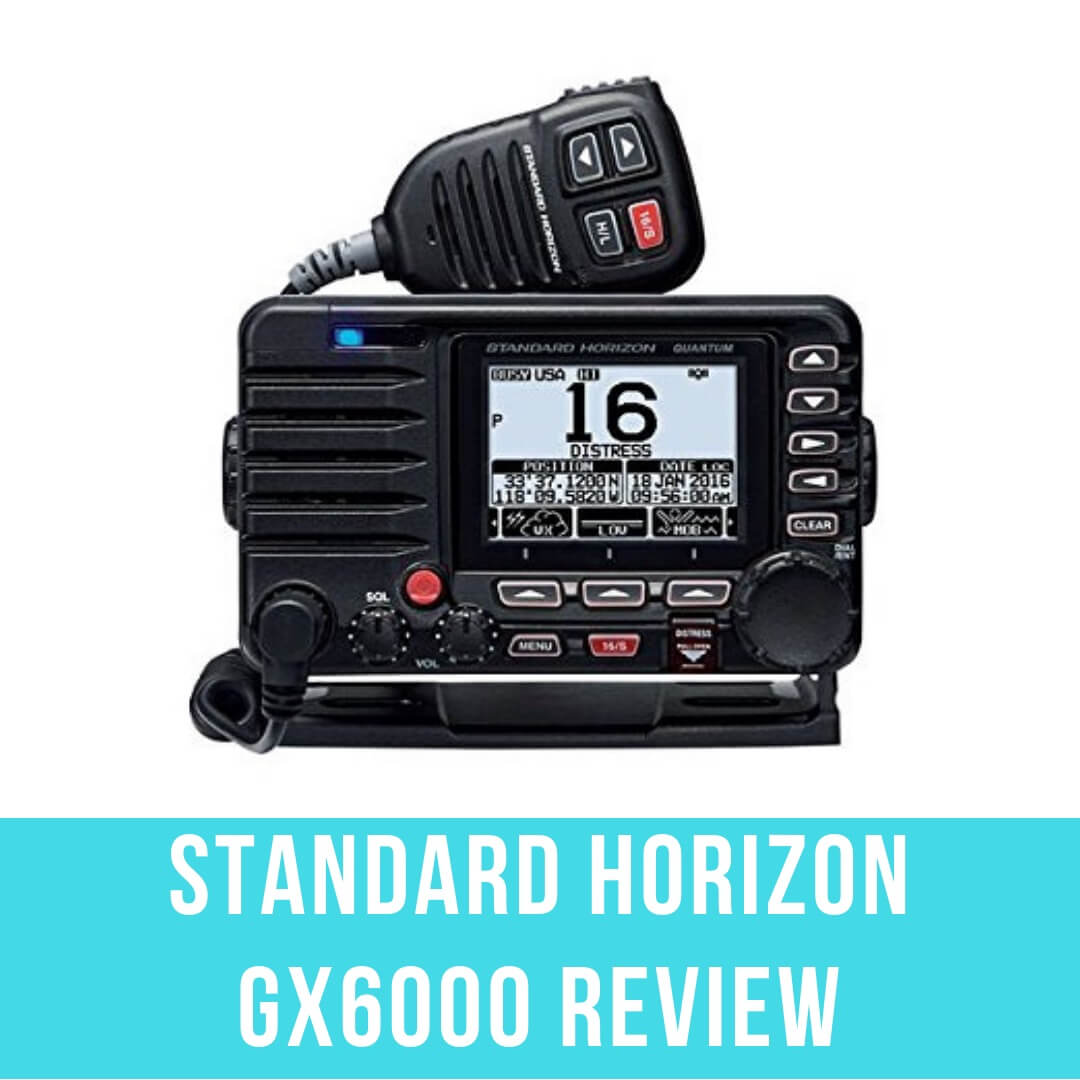 Standard Horizon GX6000 Review