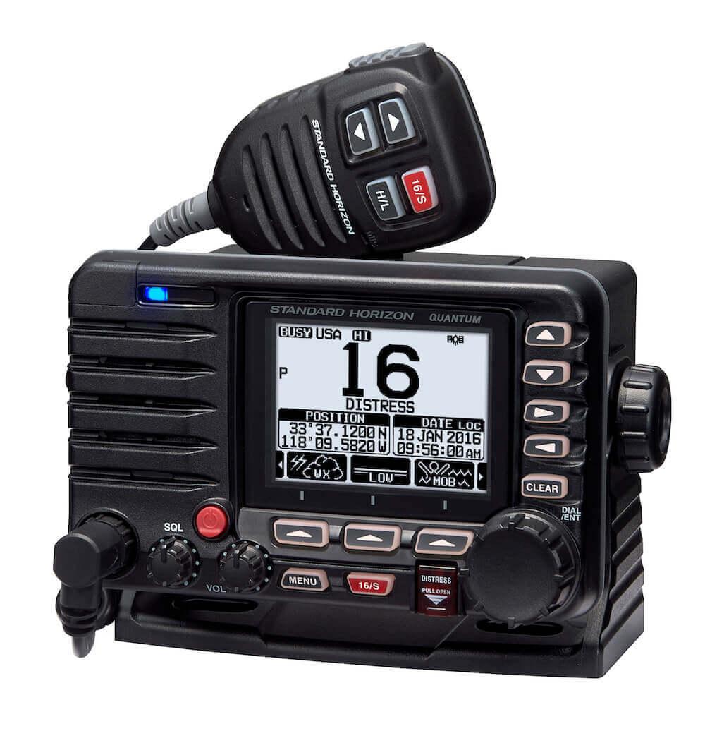 Standard Horizon GX6000 Fixed Mount VHF Marine Radio Review | Best