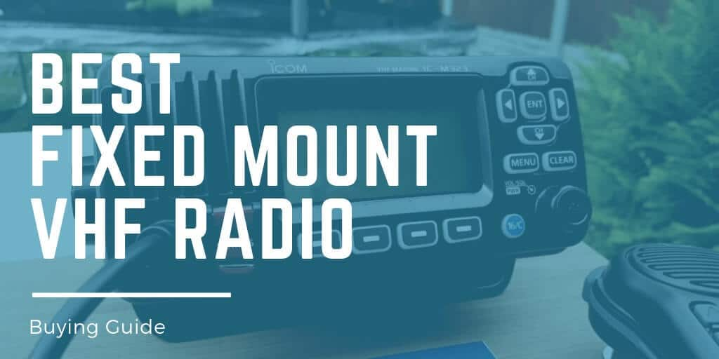 best fixed mount vhf radio