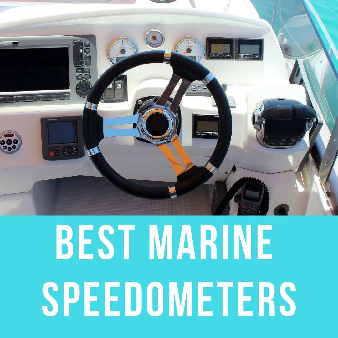 7 Best Marine Speedometers 2021 Reviews