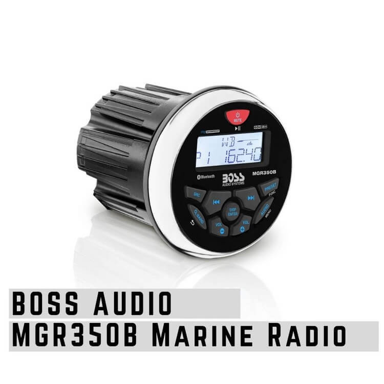 BOSS Audio MGR350B Marine Gauge Receiver review