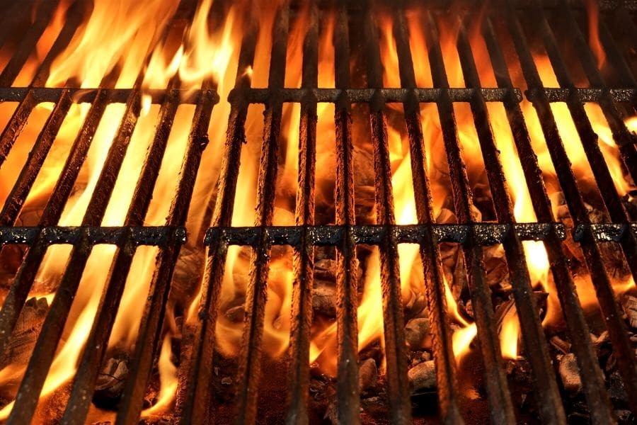 grill Cooking Power